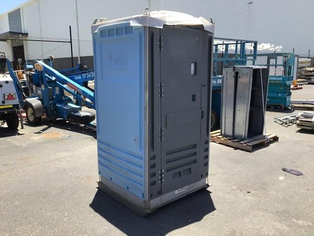 Transportable toilet