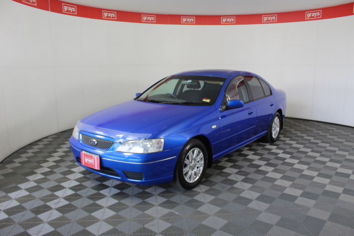 2006 Ford Falcon Futura BF Automatic Sedan