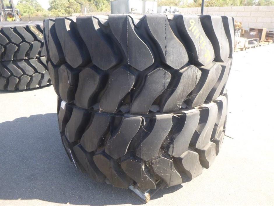 Heavy Machinery Tyres