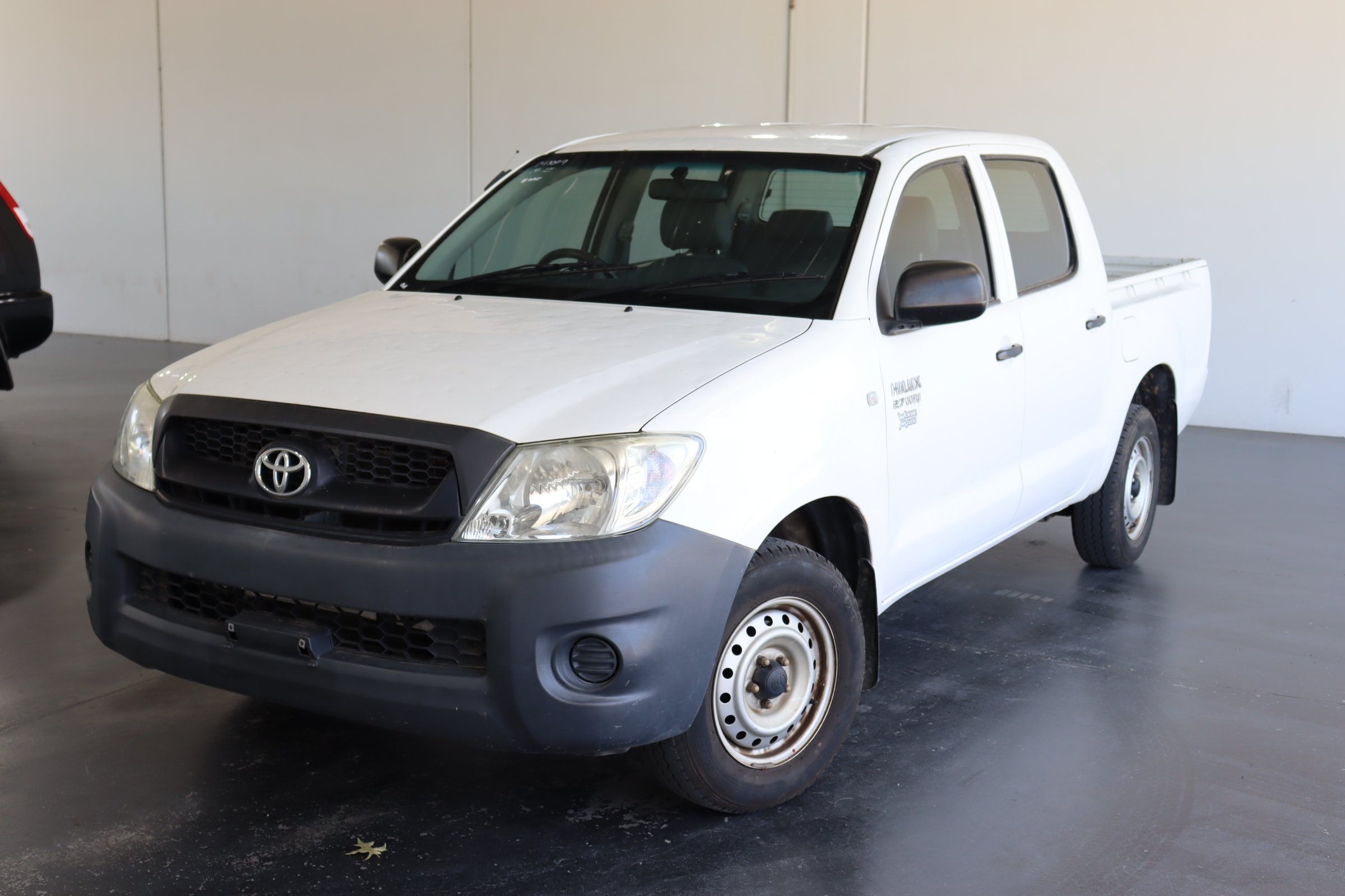 2011 Toyota Hilux Workmate TGN16R Manual Dual Cab(WOVR+INS)
