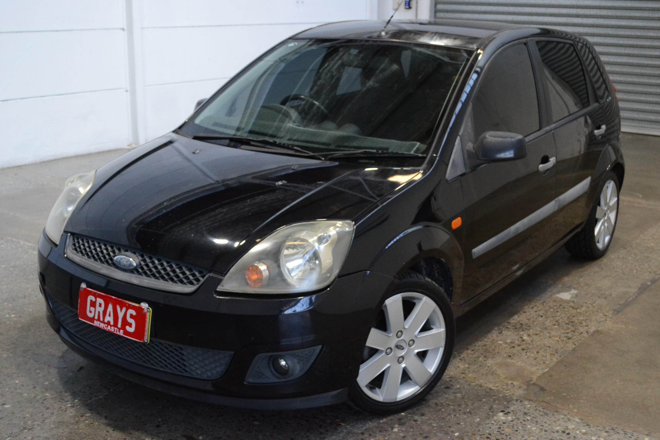 2006 Ford Fiesta Zetec WQ Manual Hatchback