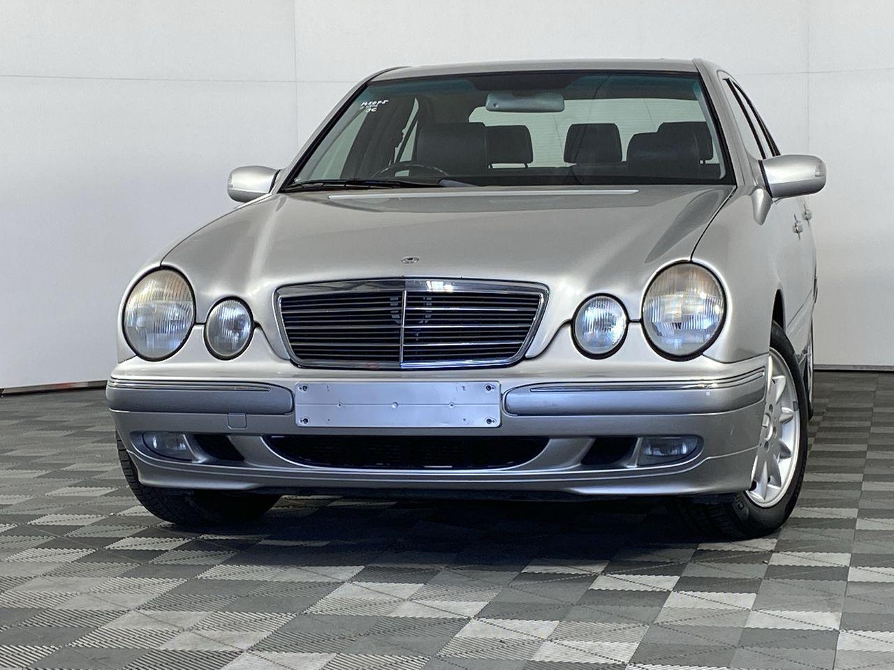 2001 Mercedes Benz E320 Elegance W210 Automatic Sedan