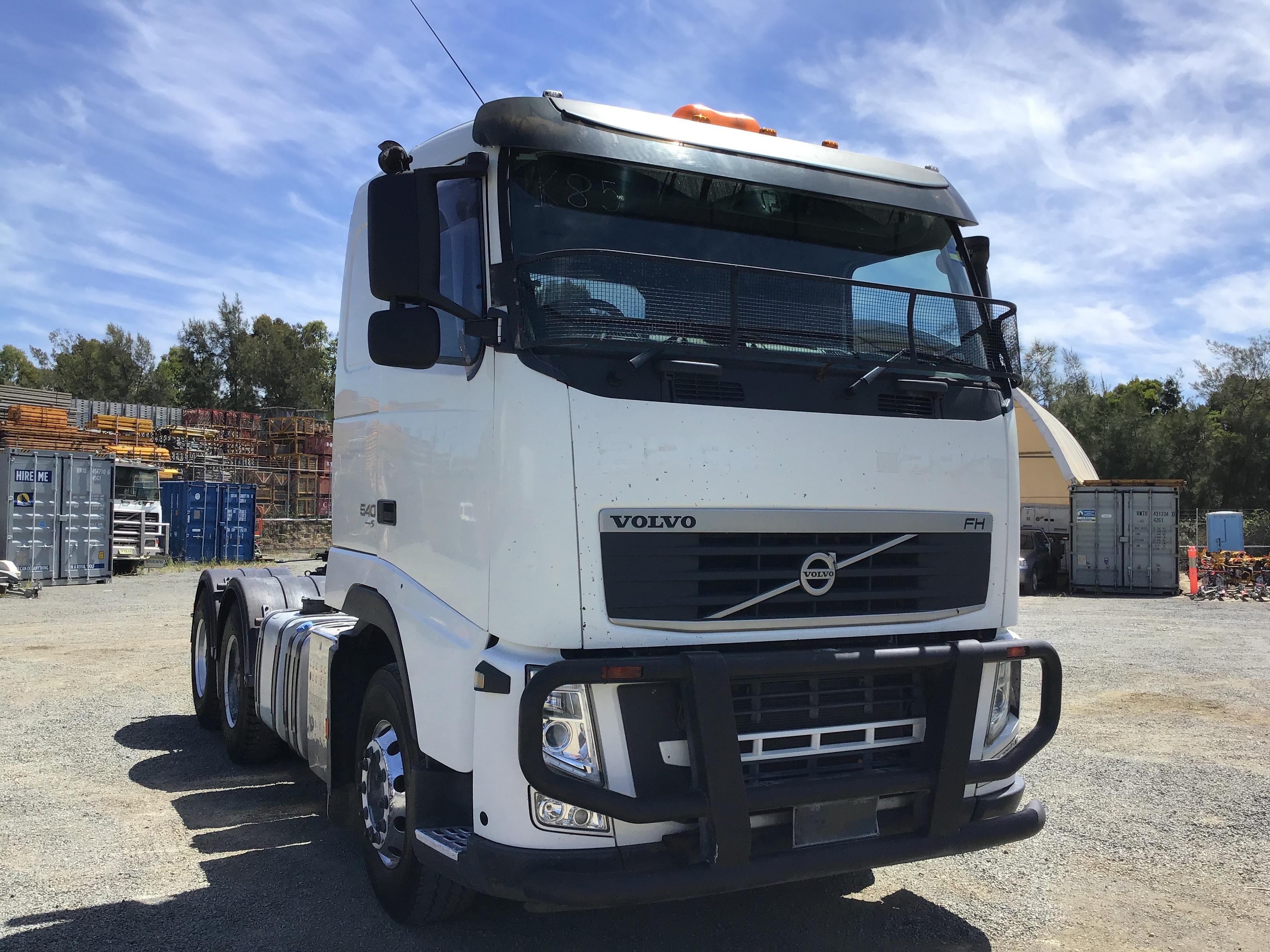 2010 Volvo FH540 6 x 4 Prime Mover Truck