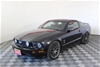 2006 Ford Mustang GT 4.6L V8 Automatic Coupe 17,730 Kms