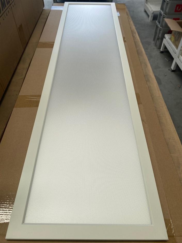 Lumex NovaBlade 33W LED Panel 1200x300mm UGR19 3400lm Natural White 4000k