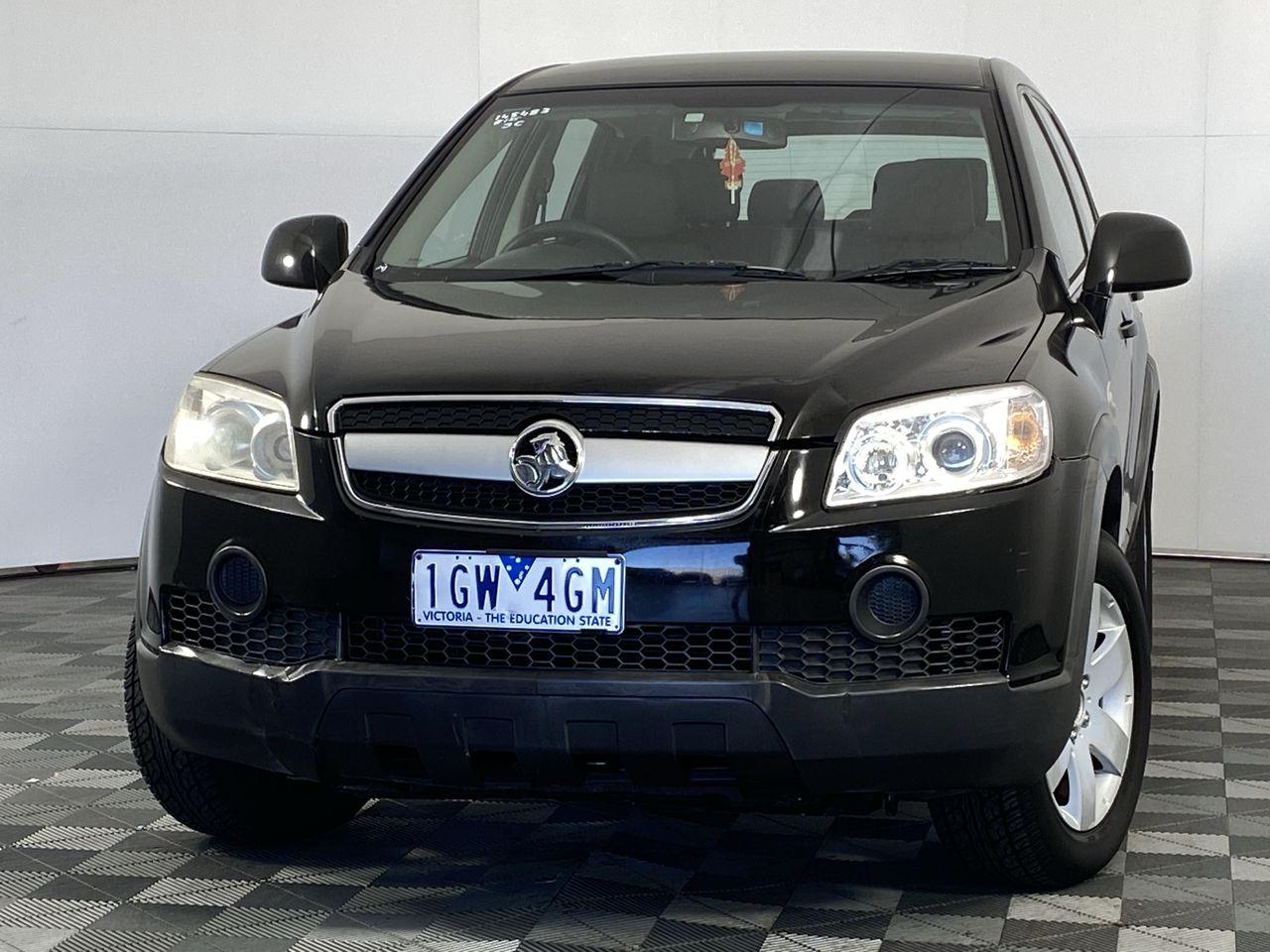 2007 Holden Captiva CX (4x4) CG Automatic 7 Seats Wagon