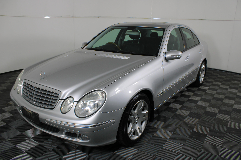 2004 Mercedes Benz E350 Elegance Automatic Sedan, 126,047km