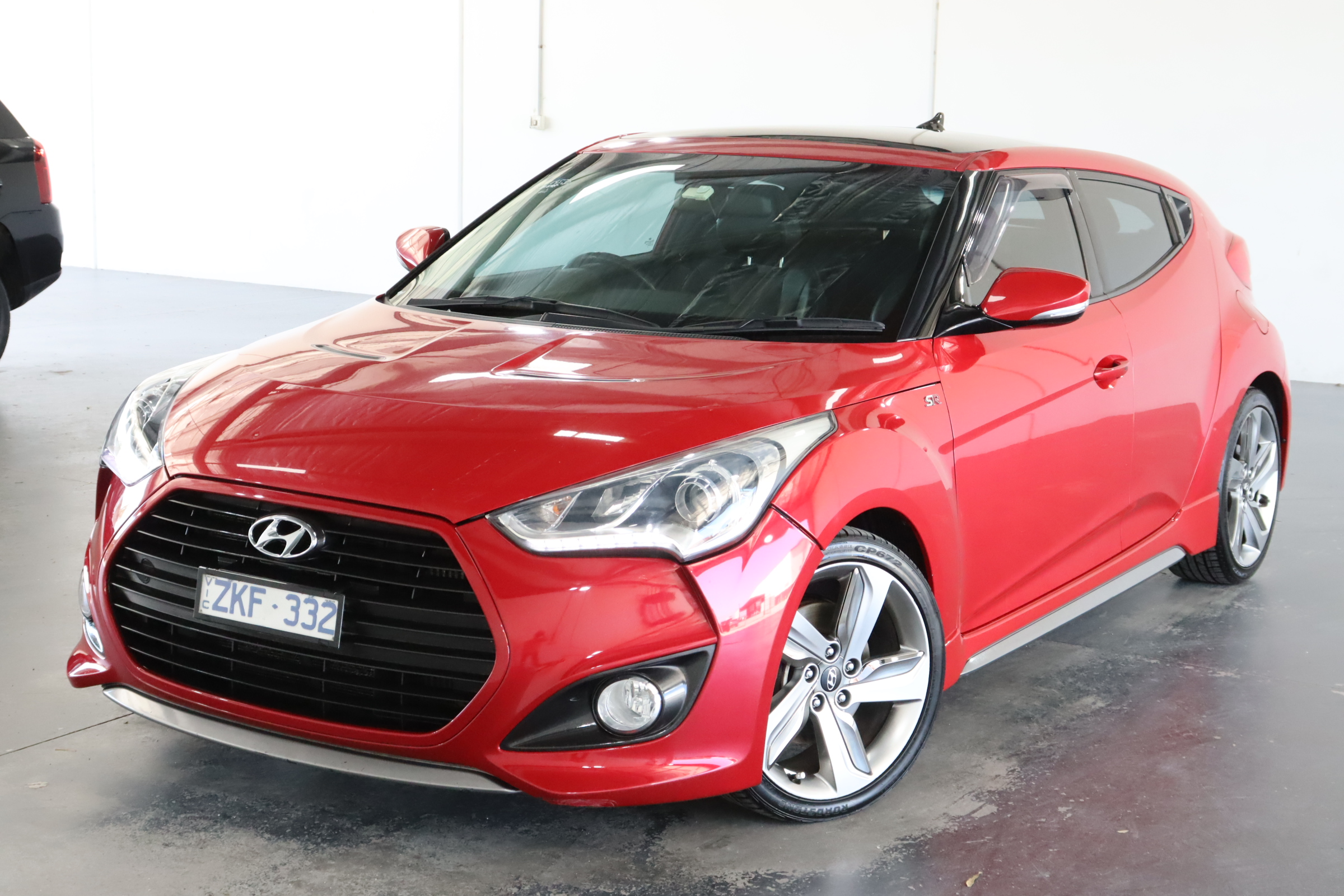 2013 Hyundai Veloster SR TURBO FS Automatic Coupe