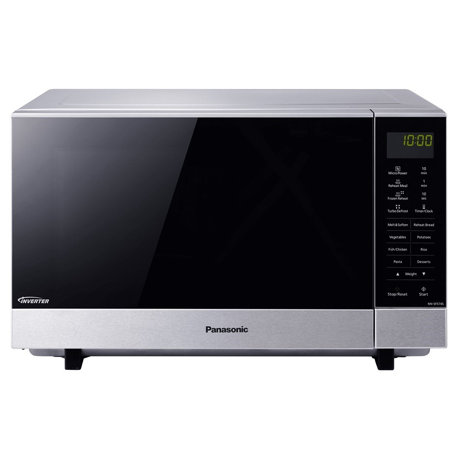 PANASONIC Microwave oven Model NN-SF574S, 27L, N.B Item has been plugged in