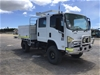 <p>2009 Isuzu NPS 4 x 4 Service Truck</p>