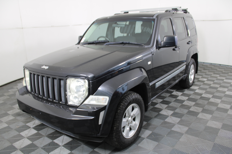 2009 Jeep Cherokee Sport (4x4) KK Automatic Wagon