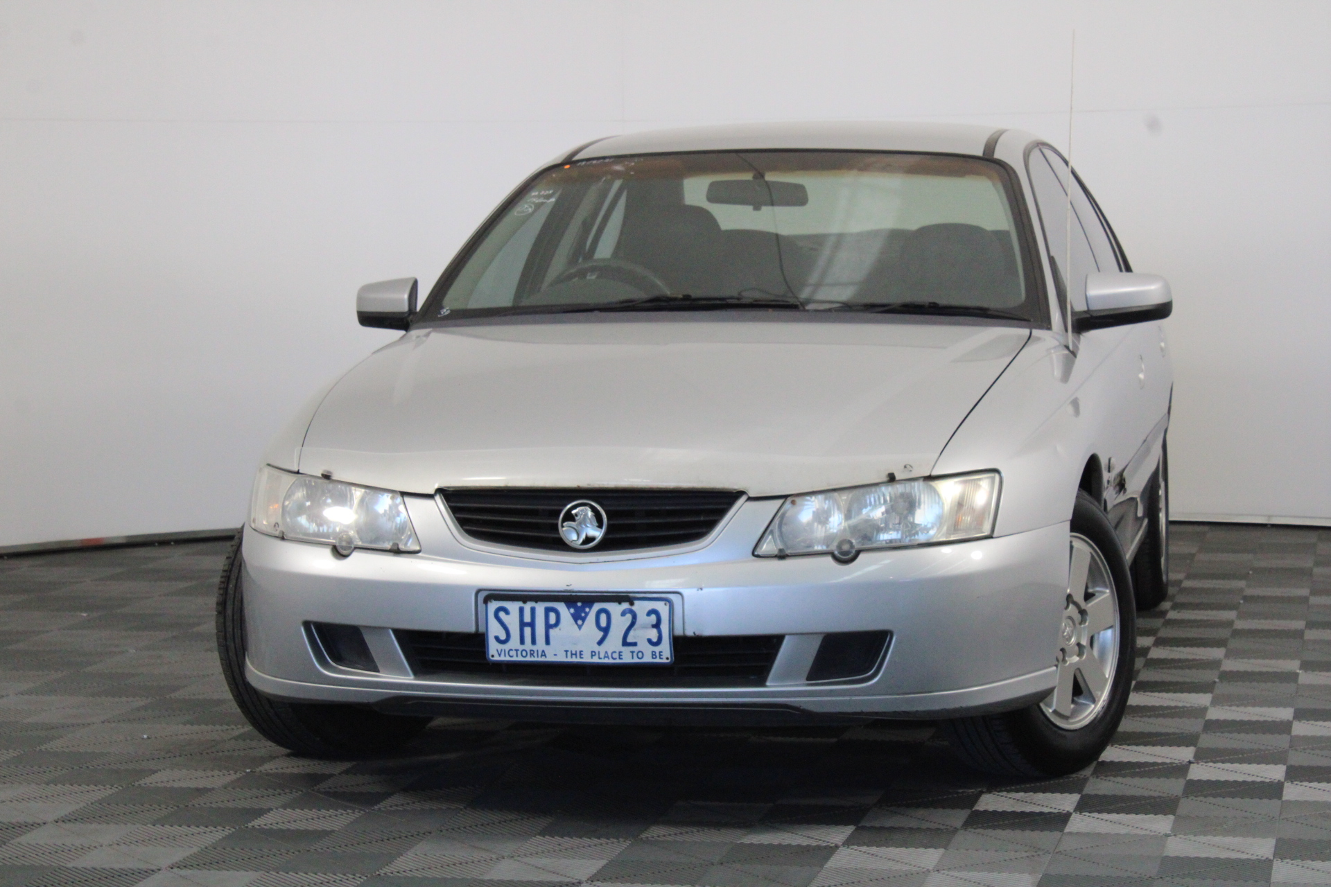 2003 Holden Commodore Acclaim Y Series Automatic Sedan