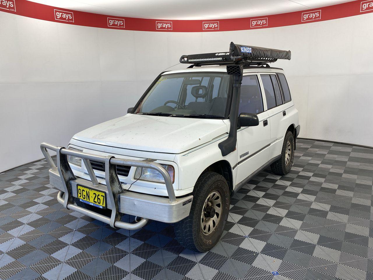 1996 Suzuki Vitara JX (4x4) Manual Wagon