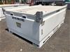 Unused 4500 Litre Bunded Fuel Storage Cube / Tank