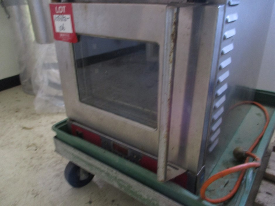Blodgett Commercial Oven Stainless Steel
