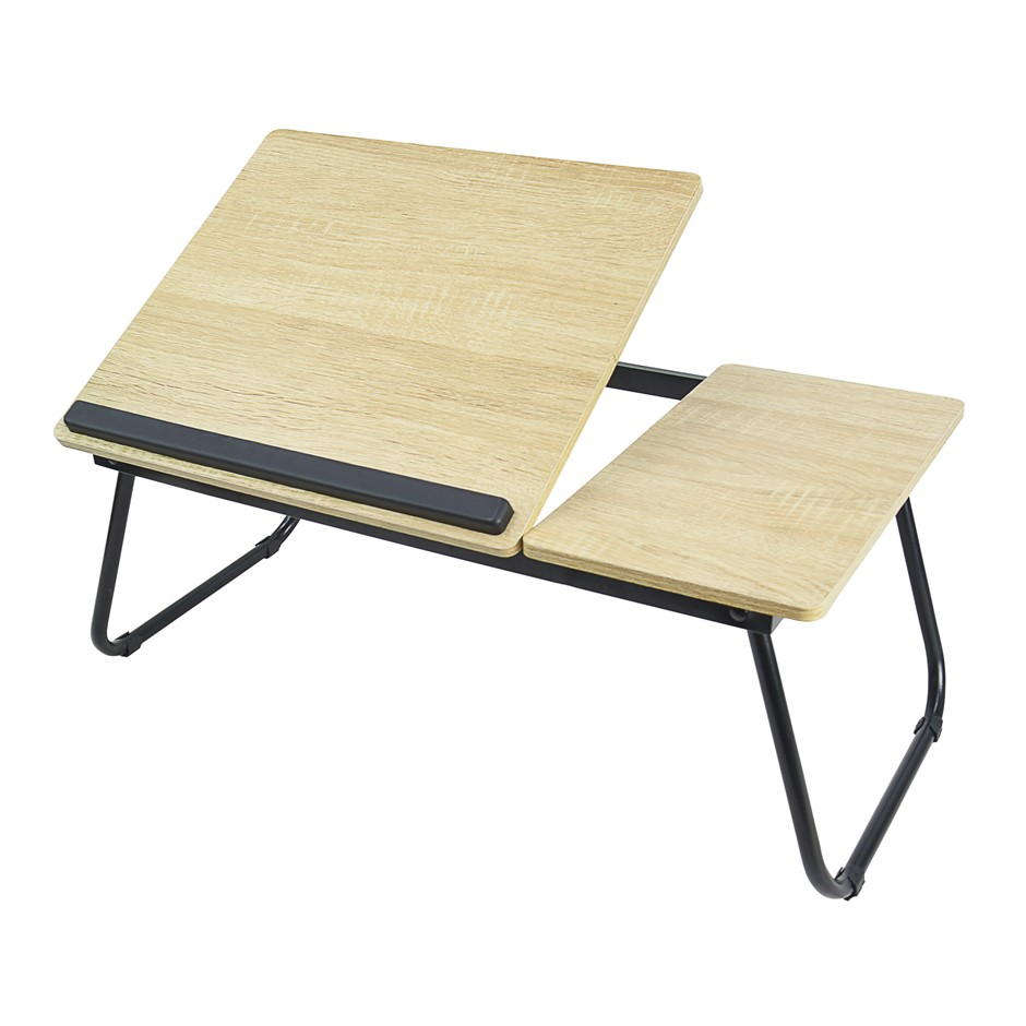 activiva ErgoLife Portable Laptop & Reading Table - White Oak Color