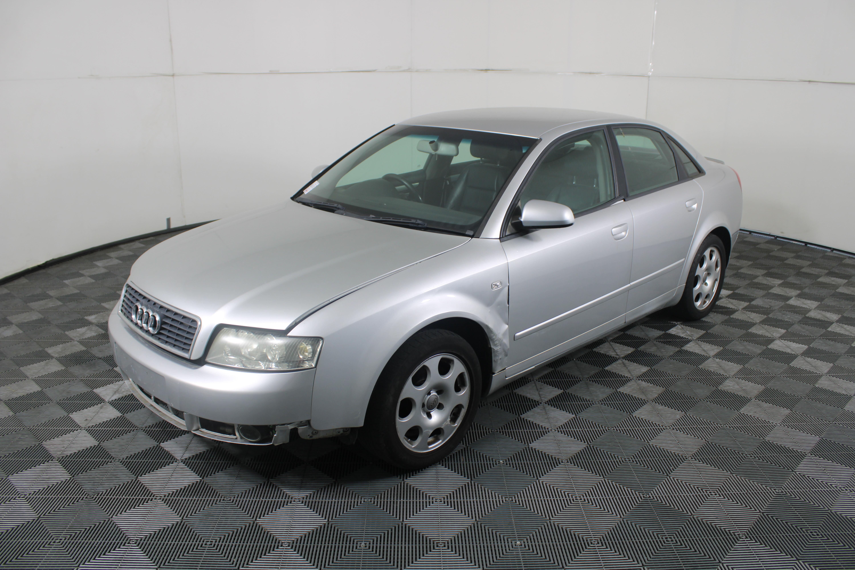 2004 Audi A4 2.0 B6 Automatic Sedan