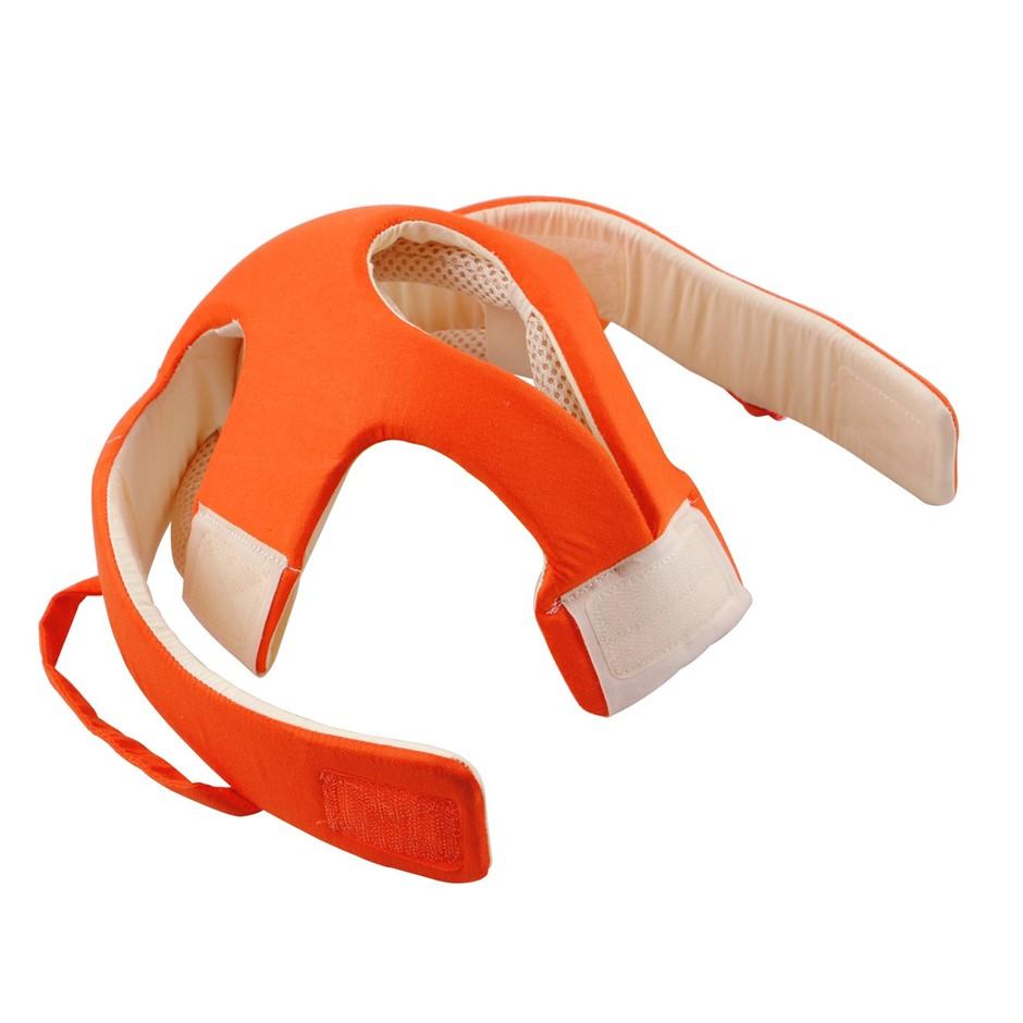 Infant Baby Toddler Safety Helmet Kids Head Protection Hat Orange