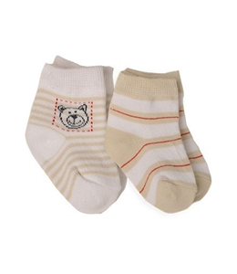 109a5700c Buy Pumpkin Patch Unisex 2Pk Fine Gauge Organic Baby Socks ...