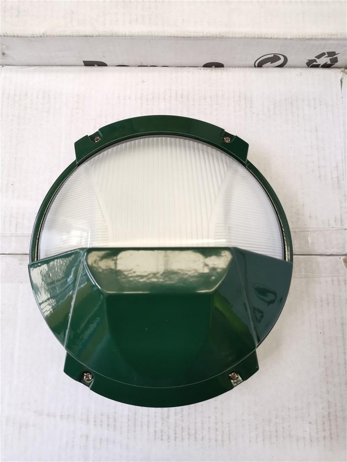 Domus Bunker Light (Artiluce Series) for Outdoor settings- Green RRP $49.95