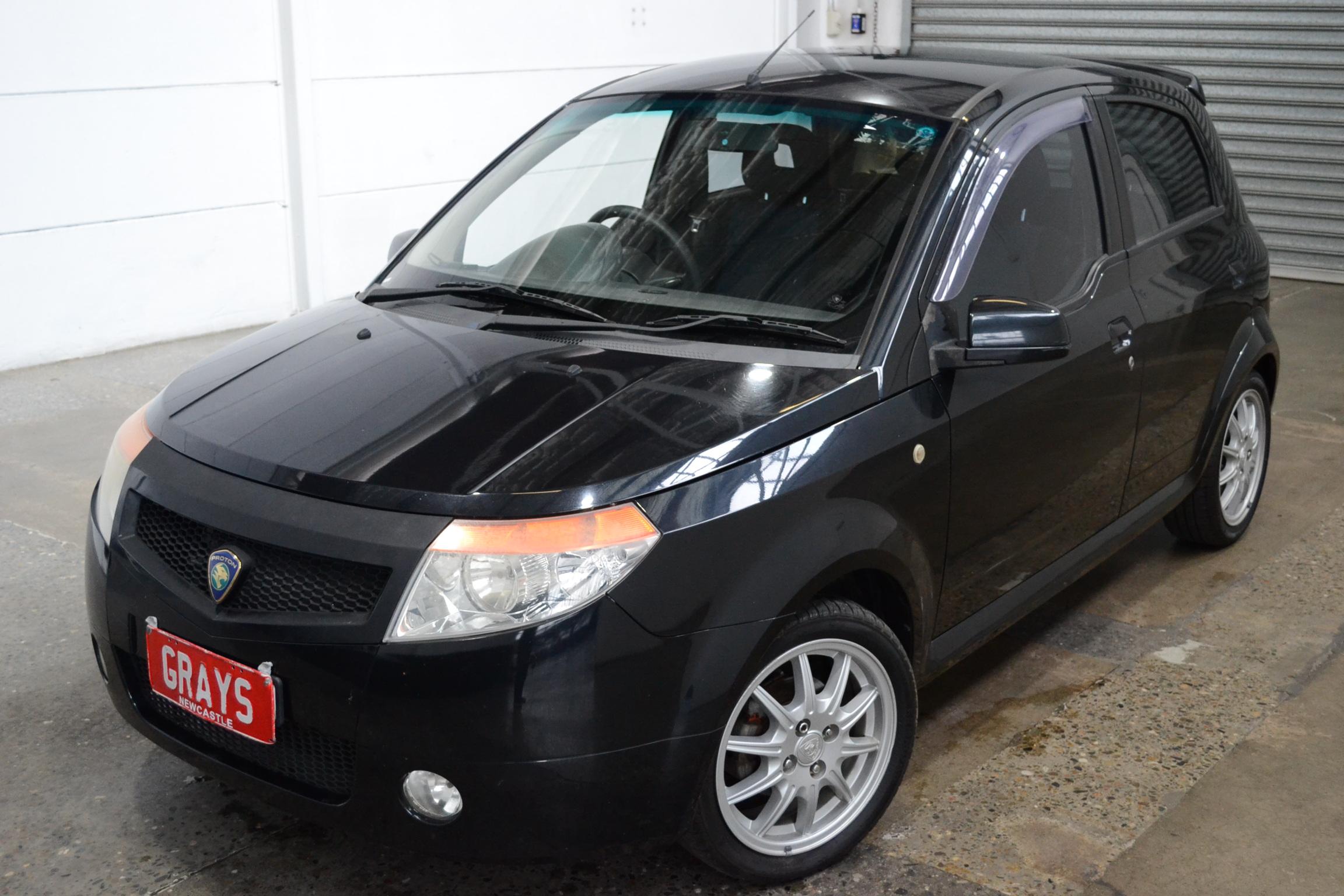 2007 Proton Savvy Automatic Hatchback
