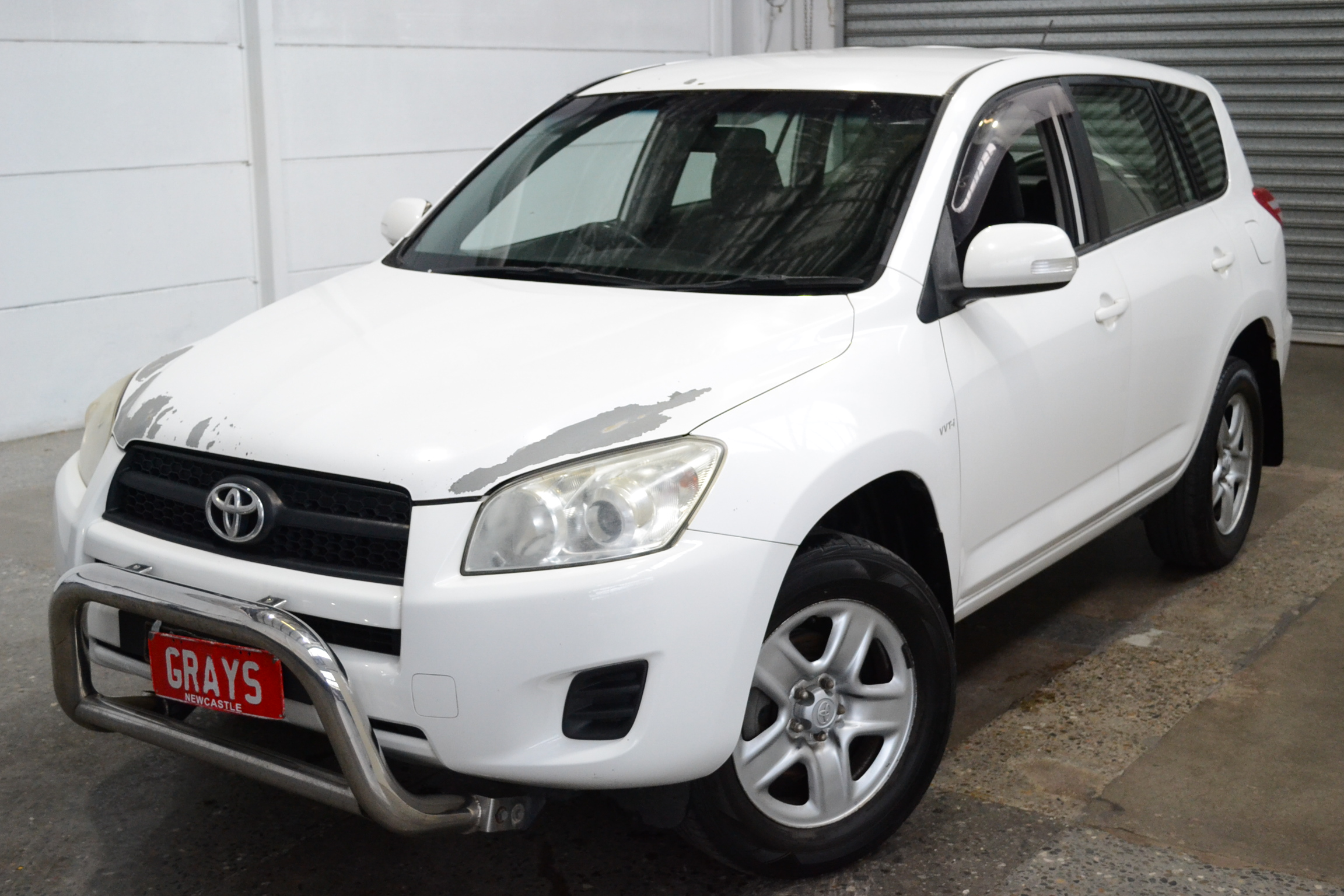 2011 Toyota Rav 4 CV (4x4) Manual Wagon