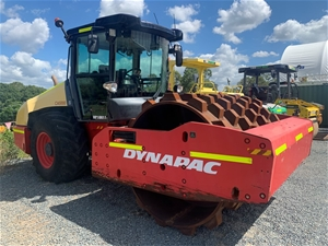 2012 Dynapac CA5000PD Padfoot Roller (RP