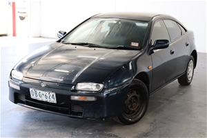 1996 Mazda 323 Astina Shades BA Automati