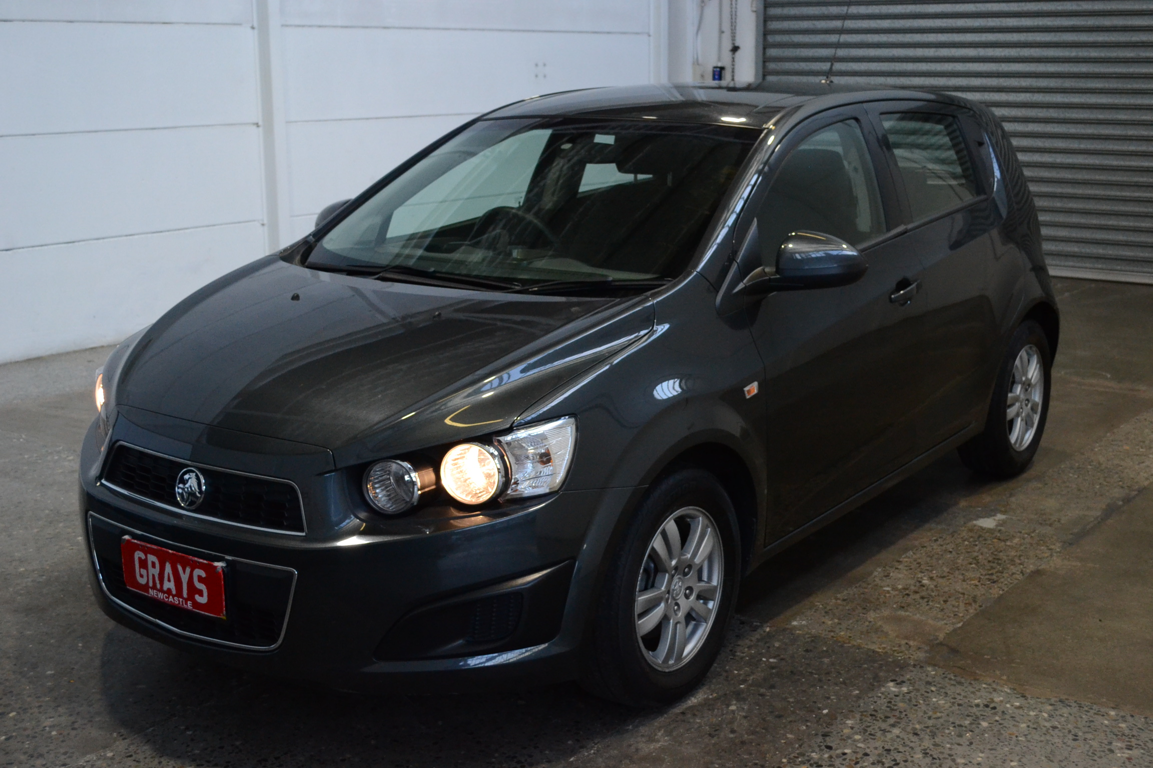 Holden Barina TM Automatic Hatchback
