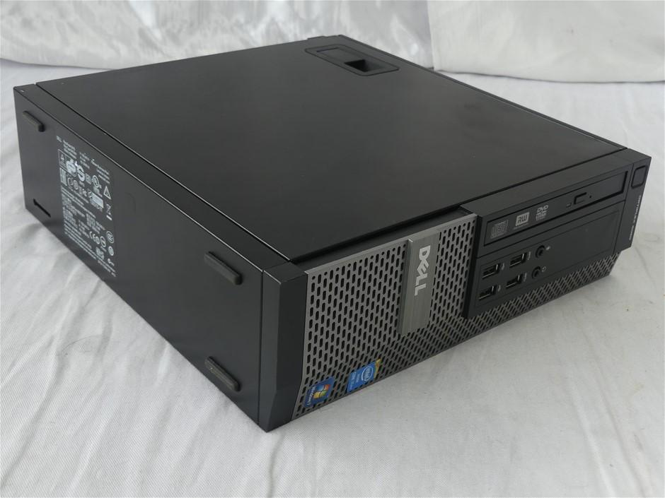 Dell OptiPlex 9020 Small Form Factor (SFF) Desktop PC