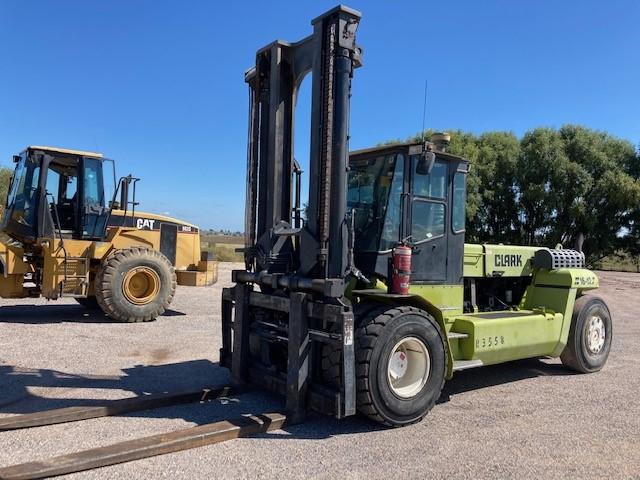 Clark Omega Container Forklift