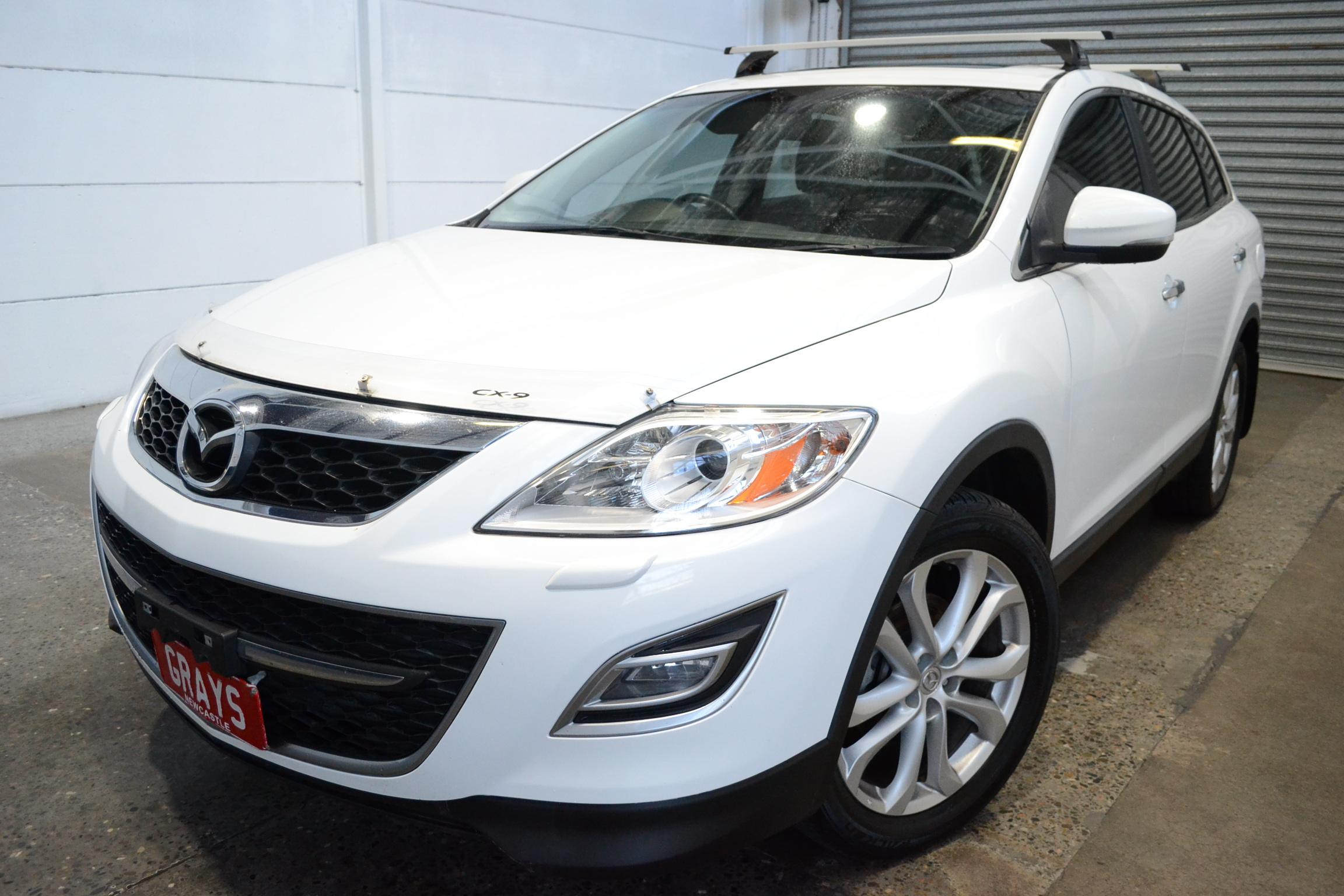 2012 Mazda CX-9 Luxury Automatic 7 Seats Wagon