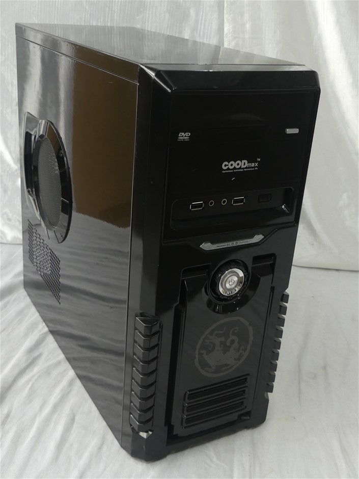 Asus All Series Mid Tower Desktop PC