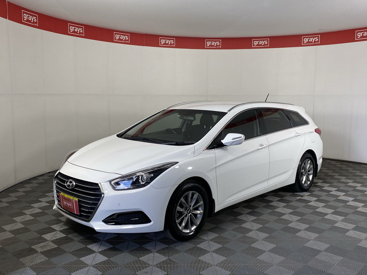 2017 Hyundai i40 Active VF Automatic Wagon