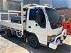 2003 Isuzu NKR Tray Back Truck