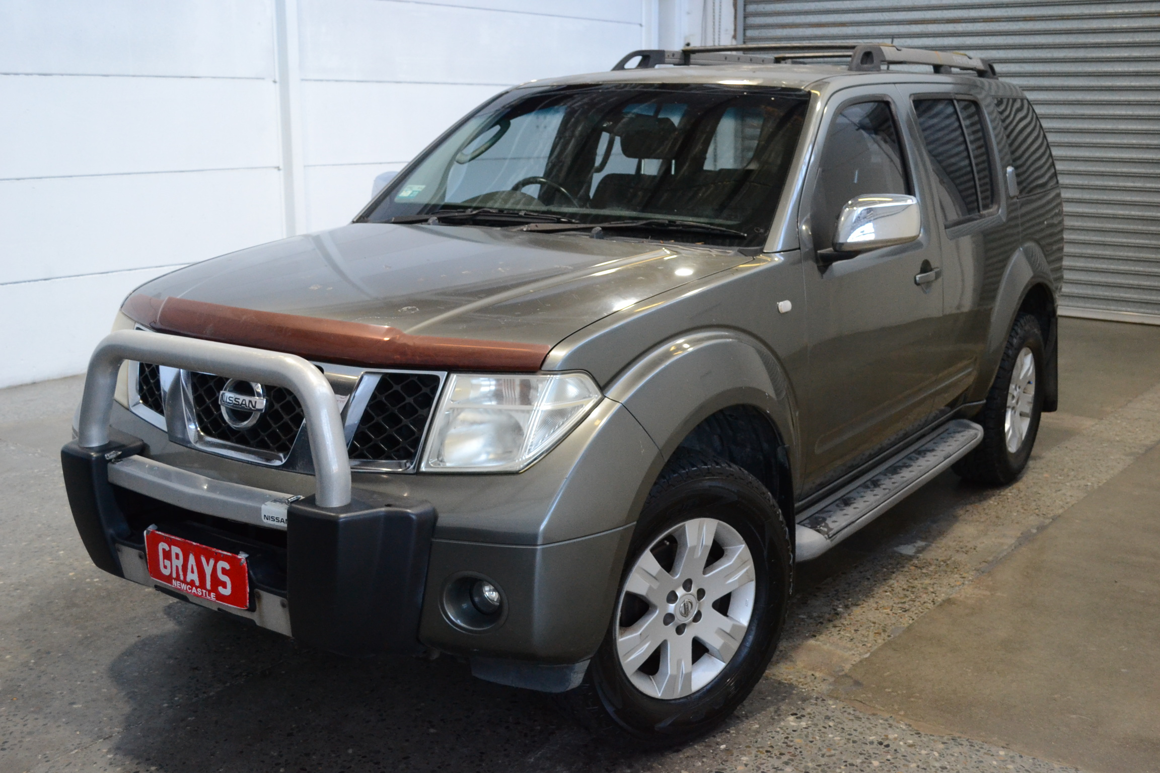 Nissan Pathfinder ST-L (4x4) R51 Manual 7 Seats Wagon