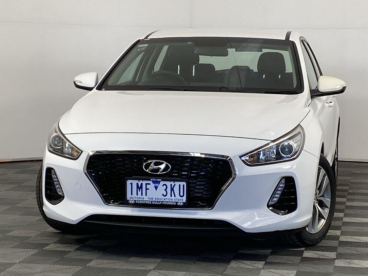 2018 Hyundai i30 Active PD Automatic Hatchback