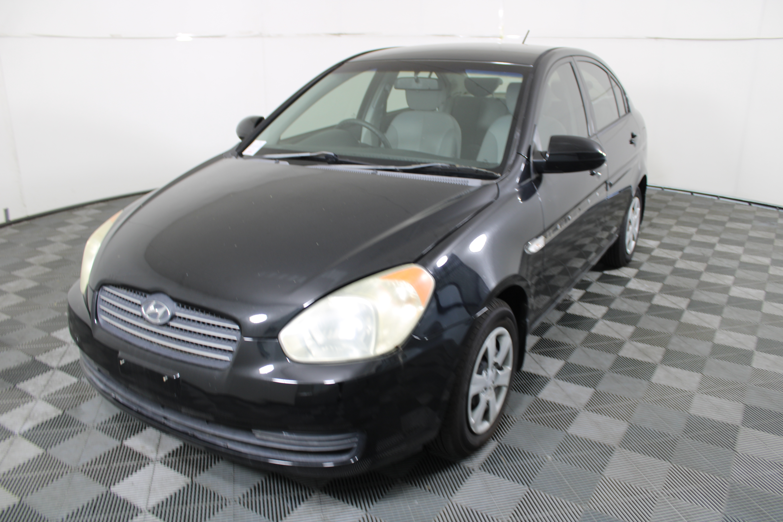 2007 Hyundai Accent S MC Automatic Sedan 188,432 Km's (Service History)