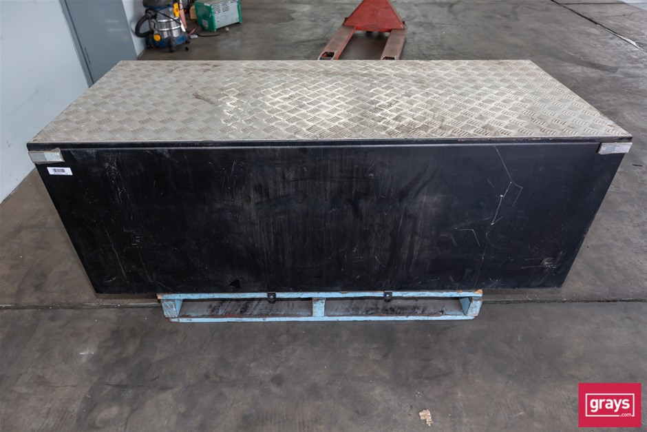 Steel Camper Storage Box