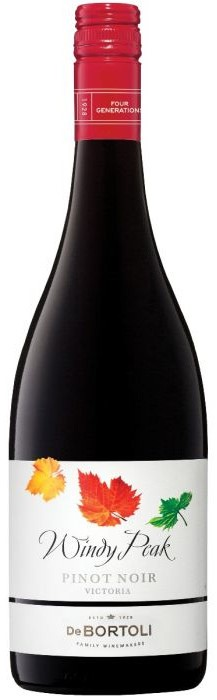 De Bortoli Windy Peak Pinot Noir 2020 (6x 750ml). VIC.