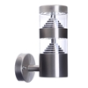 Outdoor LED Wall Light with Stainless Steel Body, 13 x 20.4cm, 9W, 1000lm.
