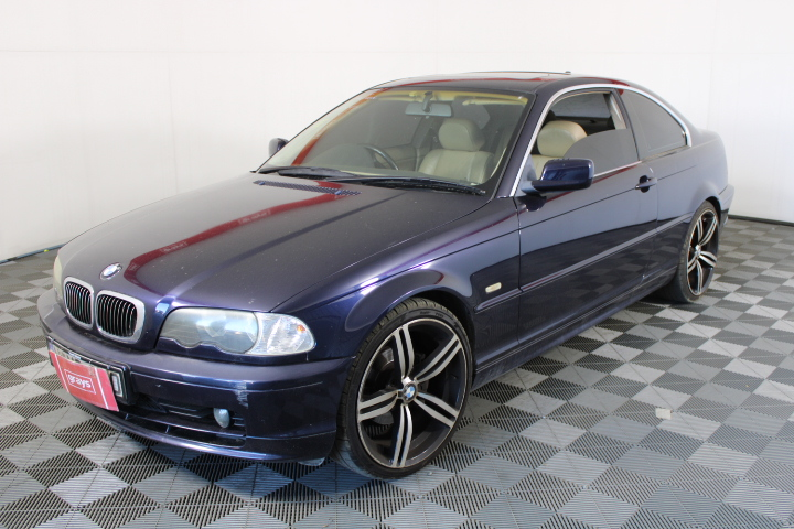 2002 BMW 320Ci E46 Automatic Coupe (WOVR+Inspected)