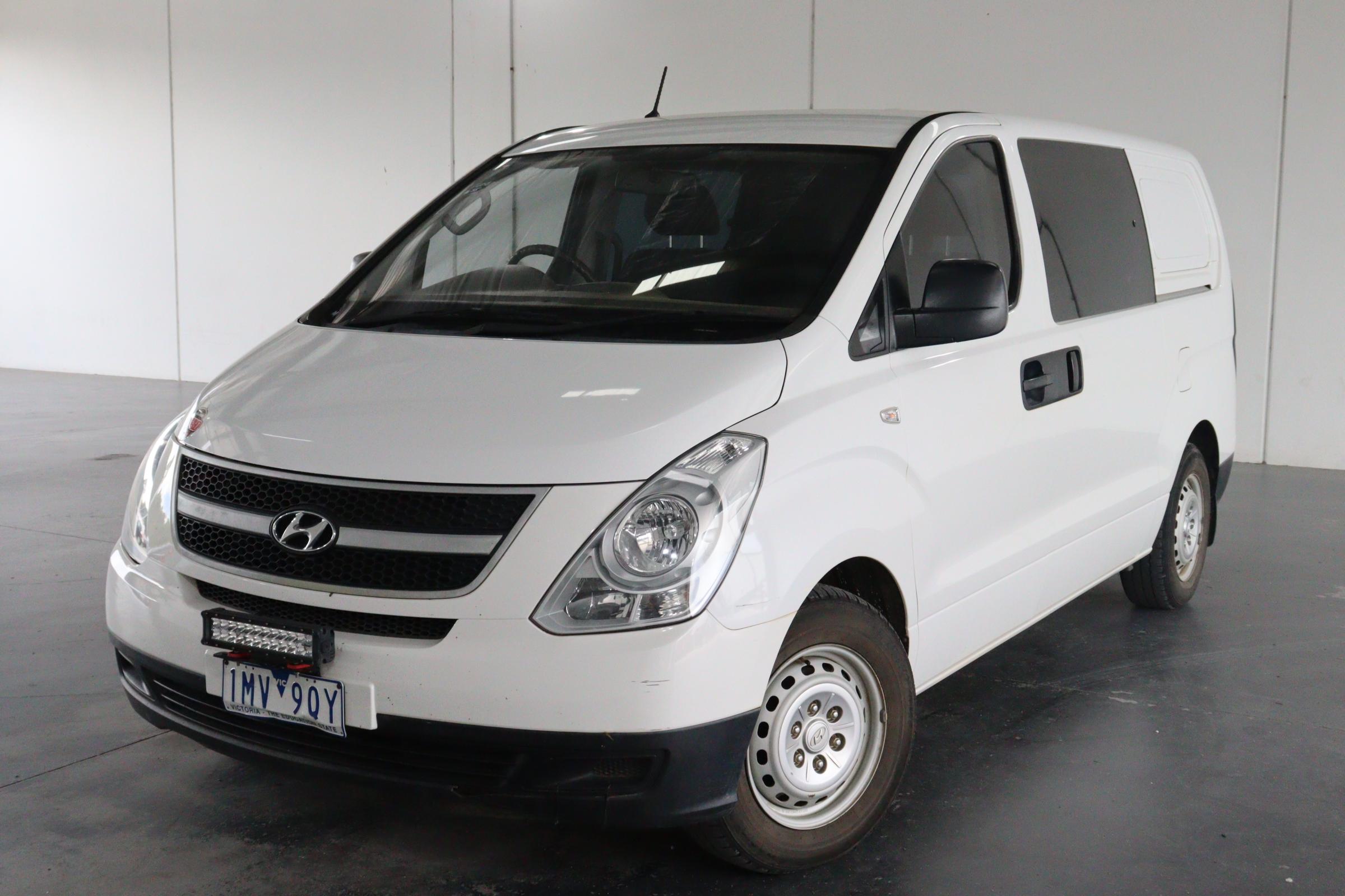 2012 Hyundai iLOAD TQ Turbo Diesel Automatic Van