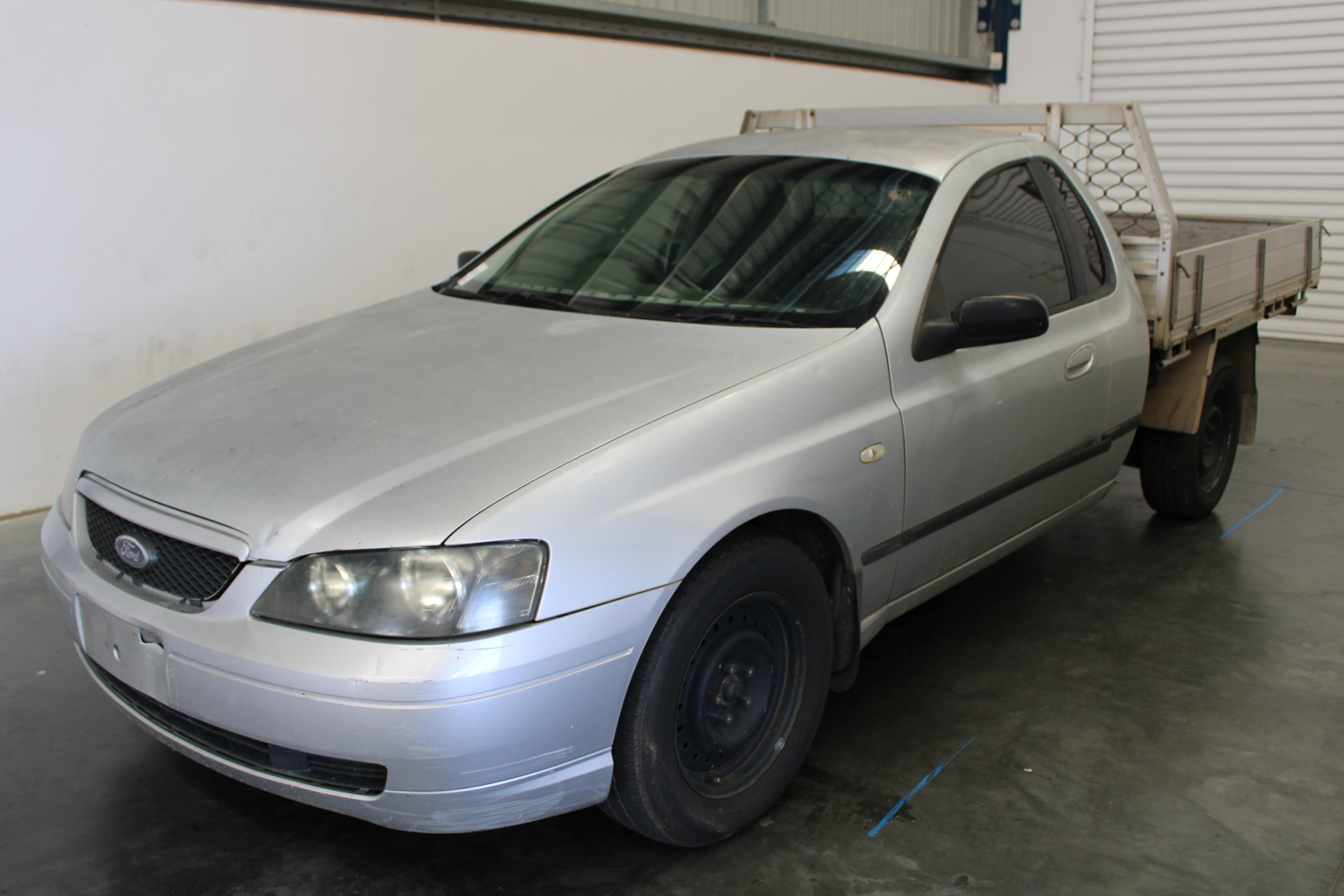 2004 Ford Falcon XL BA Automatic Cab Chassis
