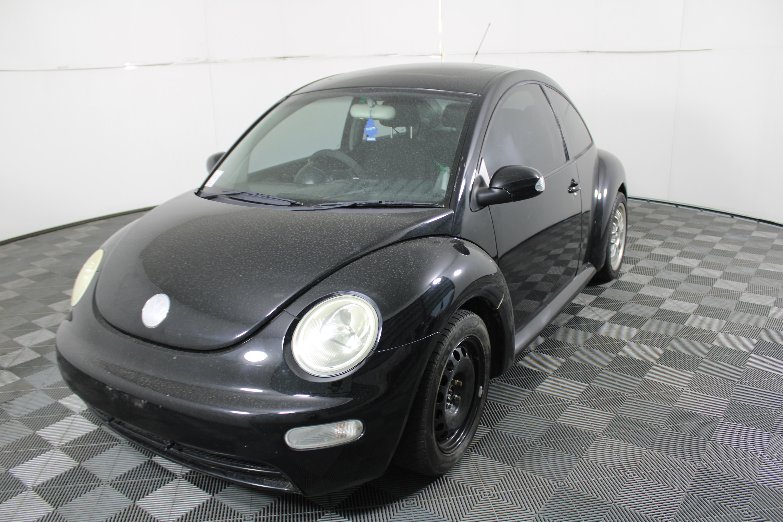 2005 (2006) Volkswagen Beetle 2.0 IKON A4 Hatchback 126,398km