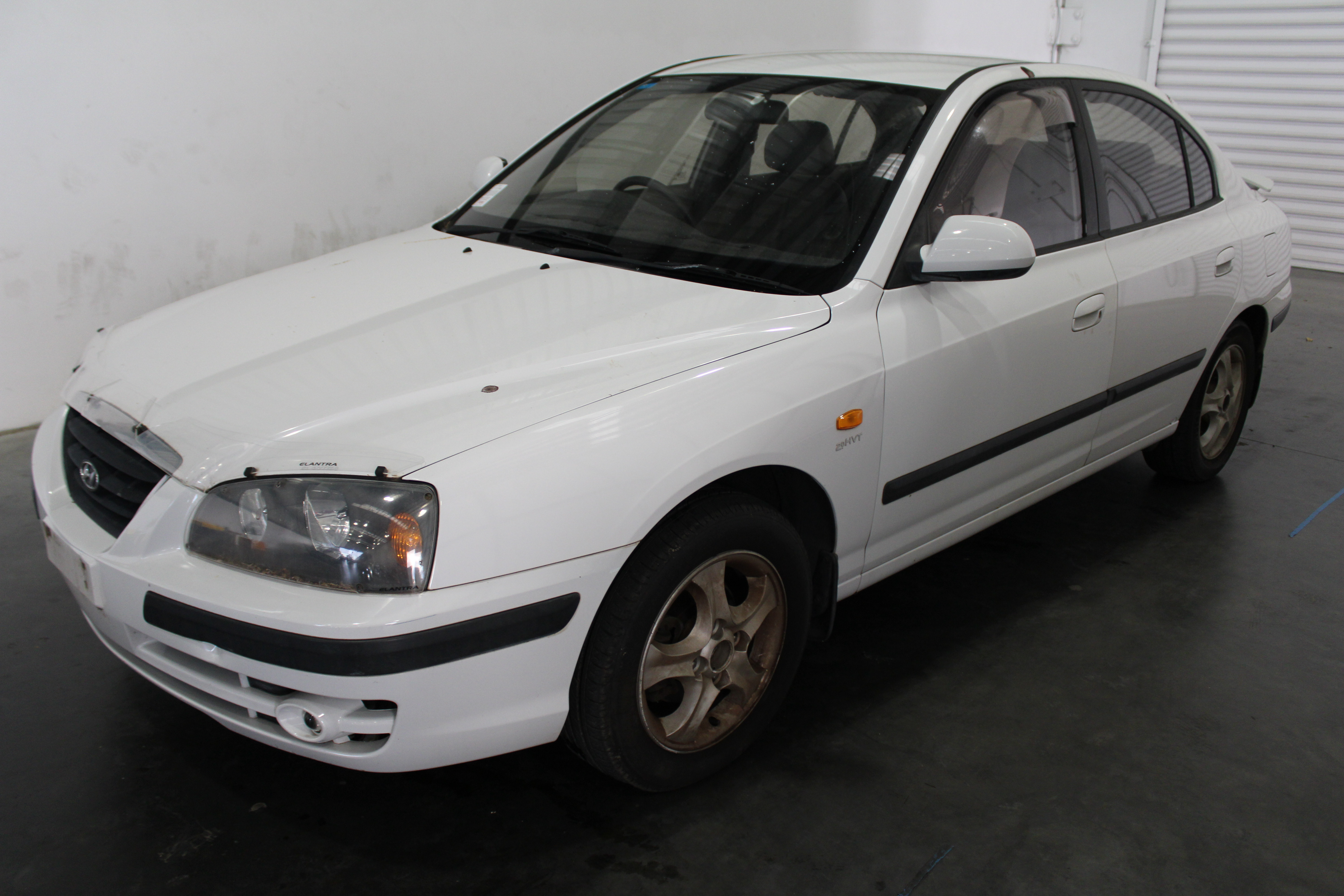 2003 Hyundai Elantra Elite 2.0 HVT XD Automatic Sedan