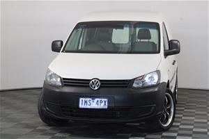 2011 Volkswagen Caddy TSI160 Manual Van