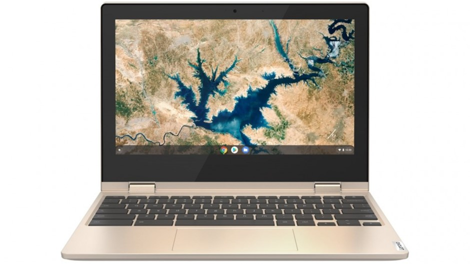 Lenovo Flex 3 11IGL05 Chromebook 11-Inch, Almond