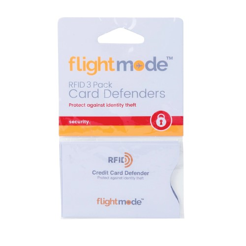 3 Packs Blocking RFID Credit Card Sleeve