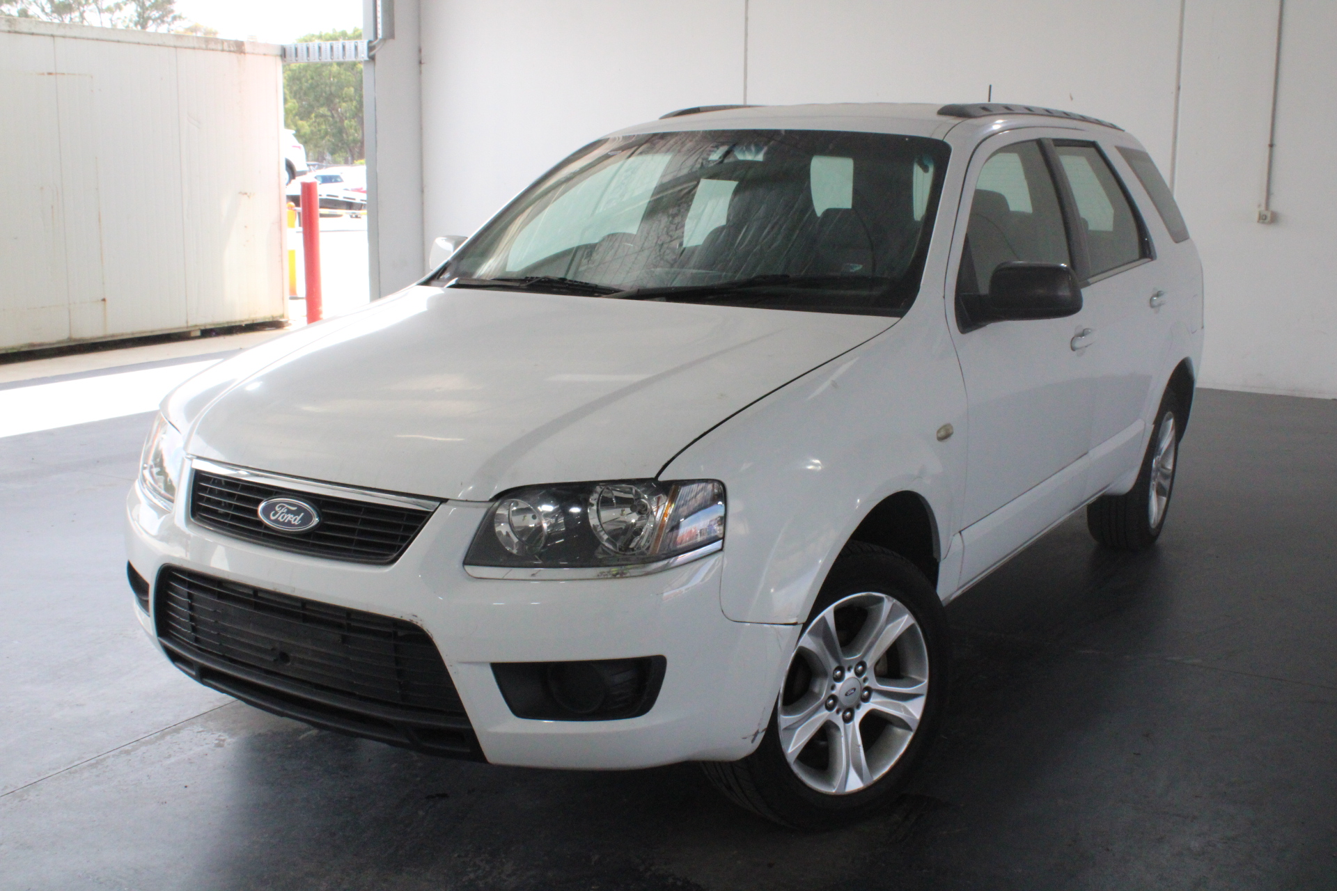 2009 Ford Territory TX (RWD) SY II Automatic Wagon(WOVR+INSPECTED)